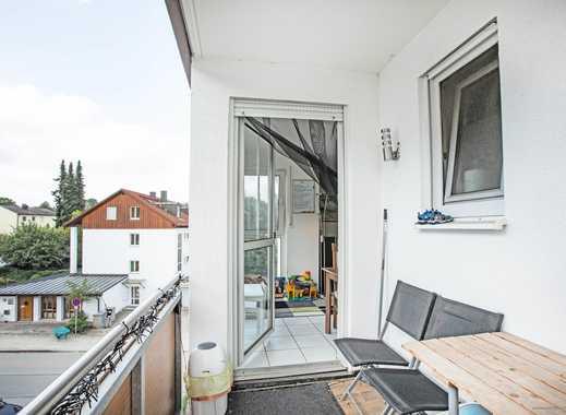 3-Zimmer Wohnung im begehrten Münchner Speckgürtel! S-Bahn Anbindung! Ideal zur Eigennutzung oder Ka