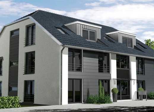 Neubau EG ETW mit Gartennutzung in Traumlage von Mülheim-Broich nahe Uhlenhorst