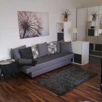 Modernes 1-Zimmer-Apartment mit Balkon in  München - Obermenzing
