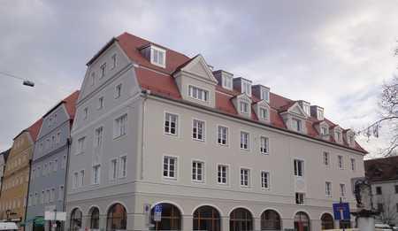 Helle Wohnung mit historischem Charme & Balkon in Stadtamhof - Preisgekröntes Einzeldenkmal in Stadtamhof (Regensburg)