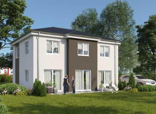 Ein ganz besonderes Zuhause! Elegante, neue Stadtvilla mit 143 m² Wohnfläche in Elmshorn