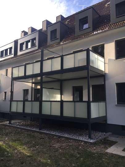 hwg - Gemütliche Wohnung in modernisiertem Haus.