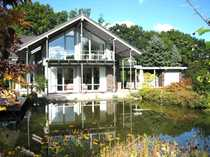 Architektenhaus mit 10 000 m²