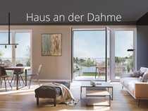 Bild Idyllisches Wohnen in der Hauptstadt! 2-Zimmer-Wohnung mit modernem Wannenbad und schöner Loggia