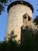 Pächter für Gaststätte auf Burg