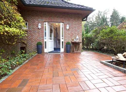 Im Wald wohnen und leben : 2-Zimmer-DG-Wohnung mit Balkon in Dötlingen
