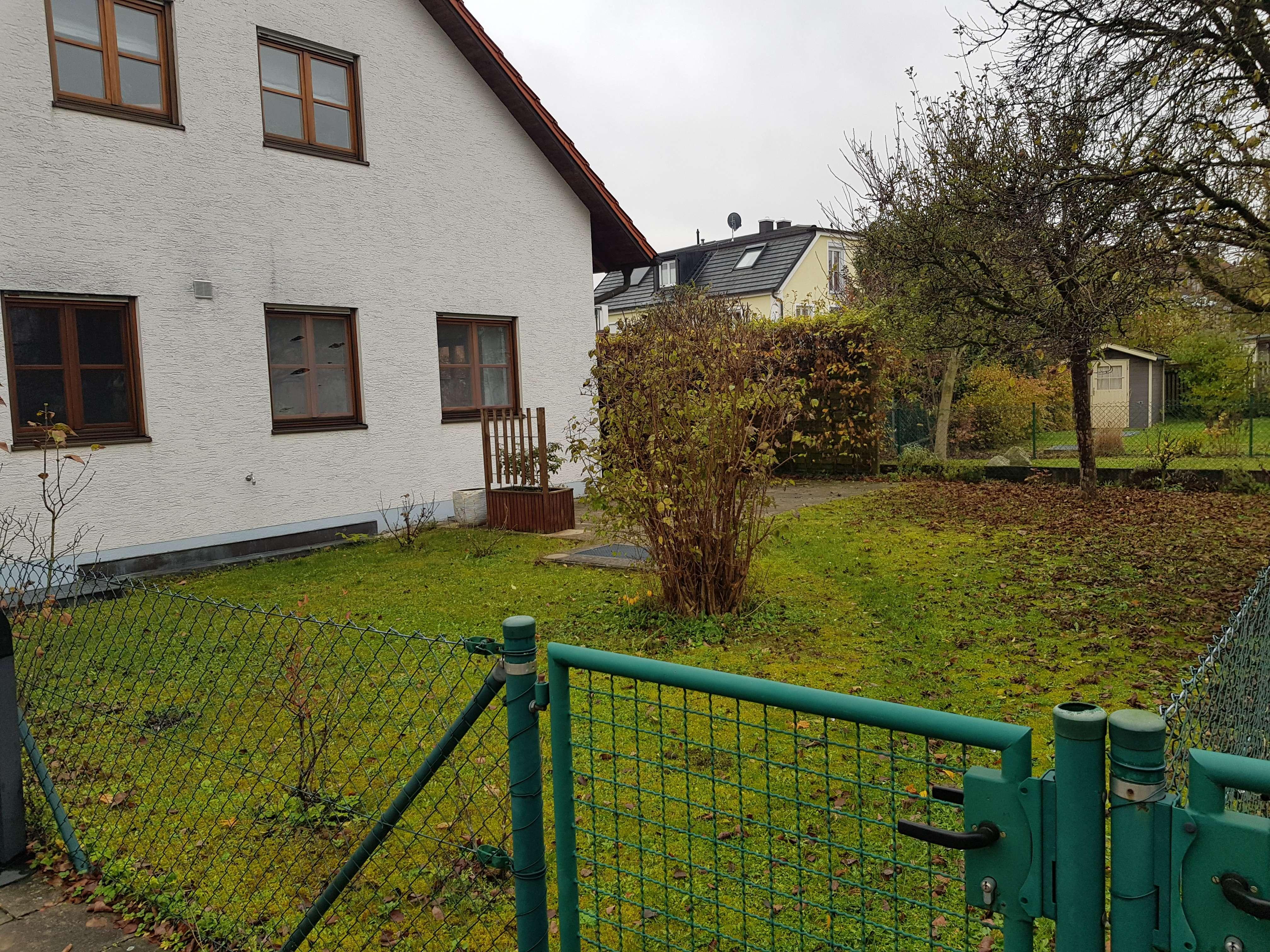 ruhig mit Garten in Allach in Allach (München)
