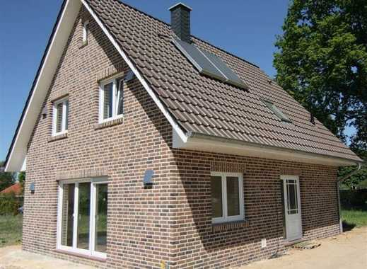 Neubau eines Einfamilienhauses in Hitzhusen