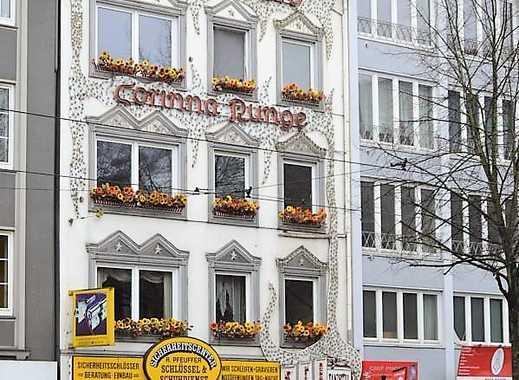 Ideale Innenstadtlage! 3 Zimmer-Eigentumswohnung mit Fahrstuhl in Bahnhofsnähe!