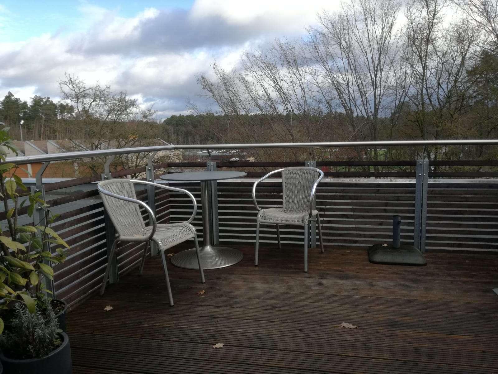 Schöne 2 1/2 Zimmer Wohnung in familienfreundlicher Umgebung zu vermieten in Cadolzburg (Fürth)