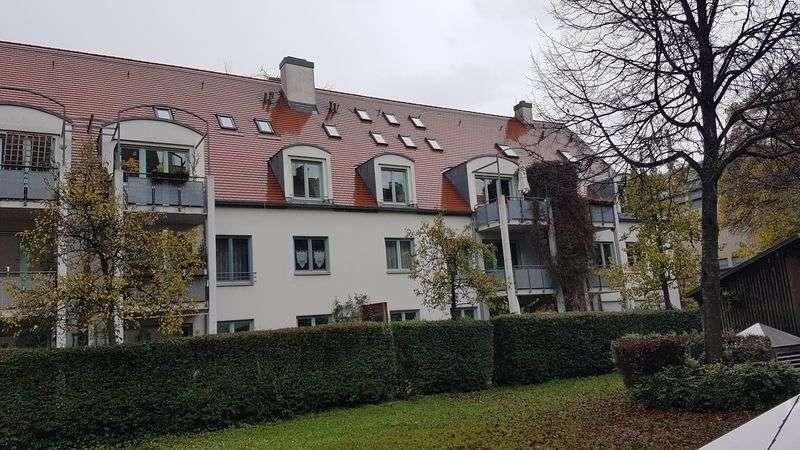 Exklusive Galerie - Wohnung in zentraler , ruhiger Lage zu vermieten in Augsburg-Innenstadt