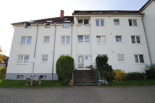 hwg - Gut aufgeteilte 2-Zimmer-Wohnung mit Balkon!