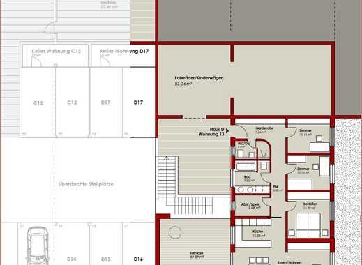 D13   4,5 Zimmer   124,57 m²