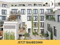 3 5-Zimmer-Balkonwohnung mit individuellem Charakter
