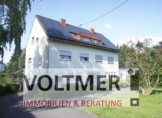 TRIO - Paket für Kapitalanleger: Drei Häuser, neun Garagen und PV-Anlage in Neunkirchen