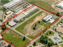 Gewerbeflächen im Gewerbegebiet Gotha-Ost - Am