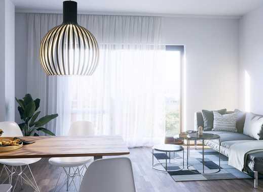 Offen geschnittene 4 Zimmer Wohnung mit komfortablen Wohn-/Essbereich!