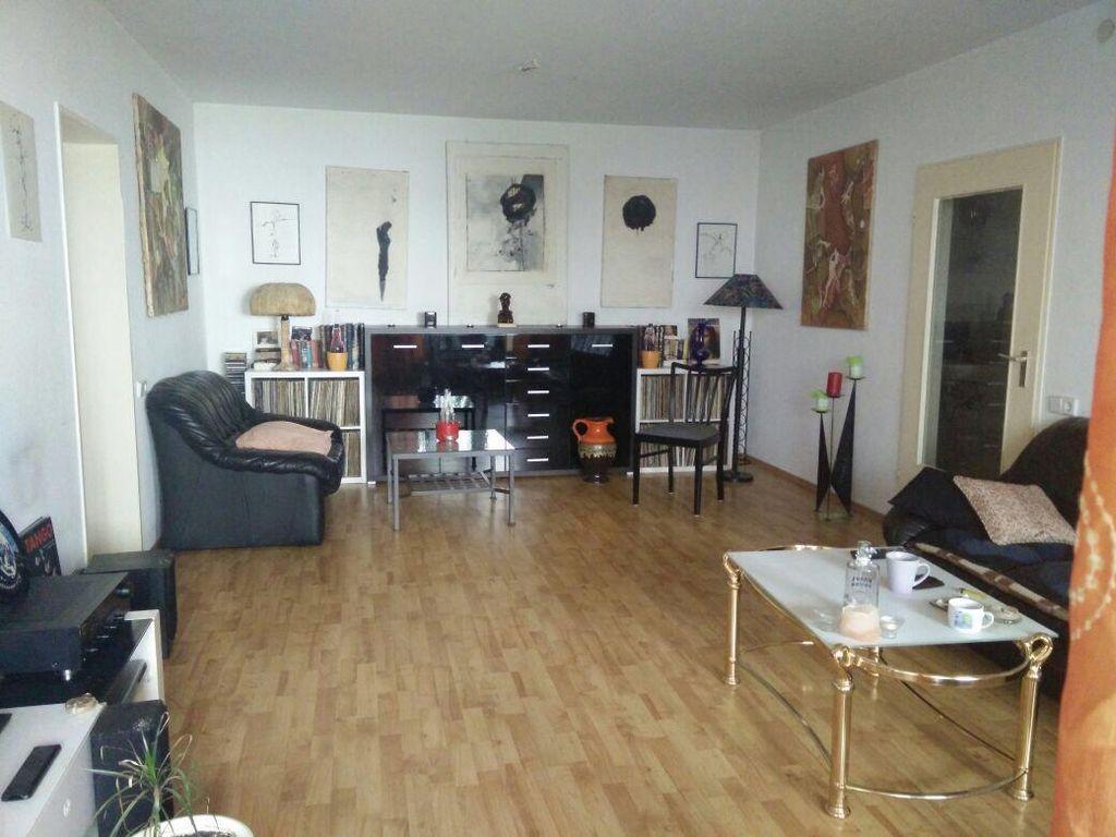 25 qm zimmer wohnzimmer in 2er wg im wedding. Black Bedroom Furniture Sets. Home Design Ideas