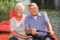 1 Etage Gemütliche Seniorenwohnung