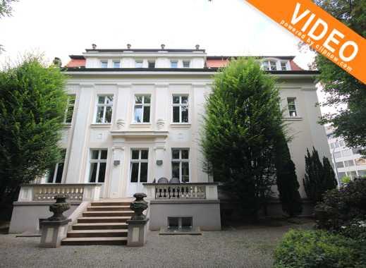 Exklusiv über Cubion: Stilvolle Gründerzeitvilla als repräsentativer Geschäftssitz