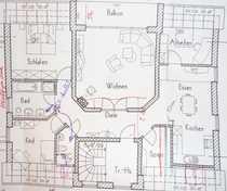 Schöne4-Zimmer-Wohnung