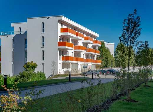 """Penthousewohnen Riesige Terrasse im Wohn- und Stadtquartier """"CARLSGARTEN"""""""