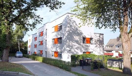 hwg Plus - Modernisierte Etagenwohnung in grüner Lage mit Balkon!