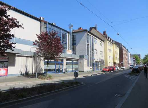 ca. 1.460m² vielseitig nutzbare Gewerbefläche mit PKW-Stellplätzen in Hagen-Zentrum zu vermieten!