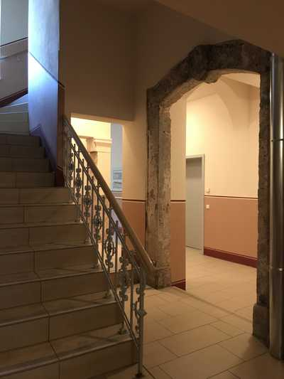 Perfekte 2-Raum-Wohnung für Alt und Jung im Zentrum von Oederan