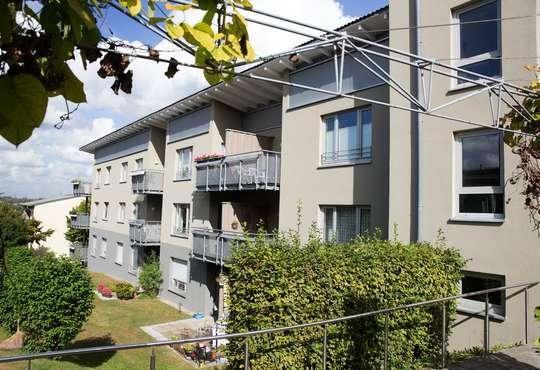 hwg - Barrierefreie Erdgeschosswohnung mit Terrasse!