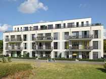 Bild Neubauwohnung in Lichterfelde mit großem S/W-Balkon in absolut ruhiger Lage