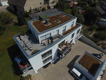 Penthouse-Wohnung mit großer Dachterrasse in Elchingen