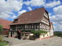 Liebhaberobjekt in Kieselbronn Charmantes Fachwerkhaus