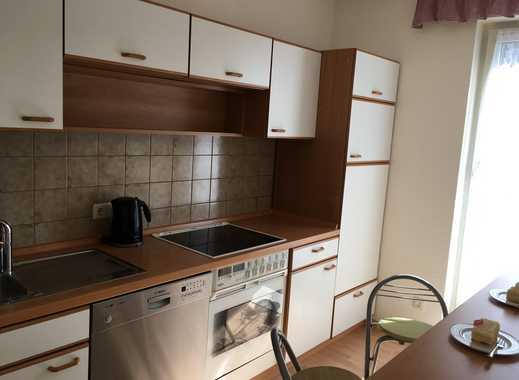 Möbliertes Zimmer mit Küche, Balkon und blitzschnellem WiFi - 30qm