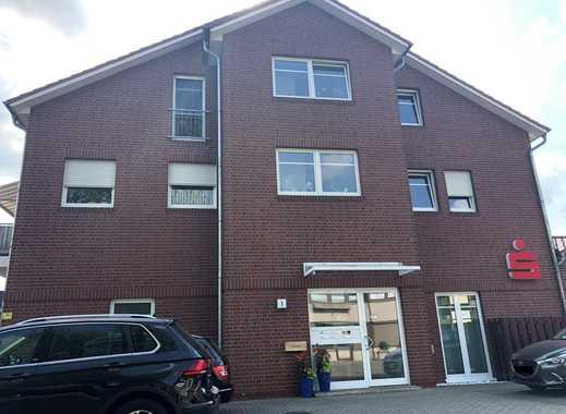 Moderne und schön geschnittene 3-Zimmer Wohnung mit überdachtem Südbalkon im Kern von Stuhr-Varrel