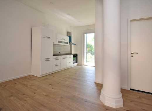 Wohnen mit Flair // Edles 1-Raum-Appartment mit Balkon & Einbauküche