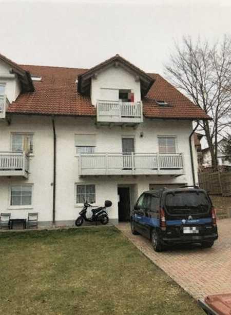 Südbalkonwohnung in ruhiger, bevorzugter Lage in Rottenburg an der Laaber