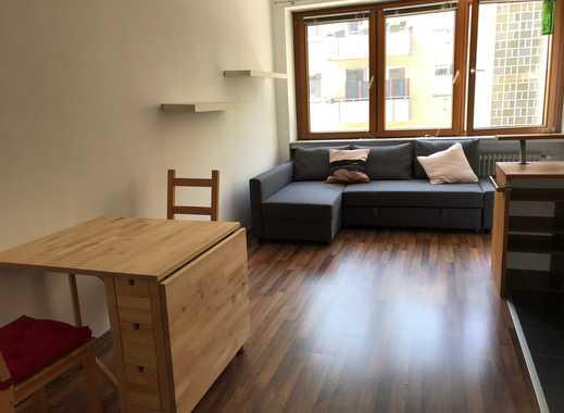 Einzimmer Wohnung in Düsseldorf Bilk