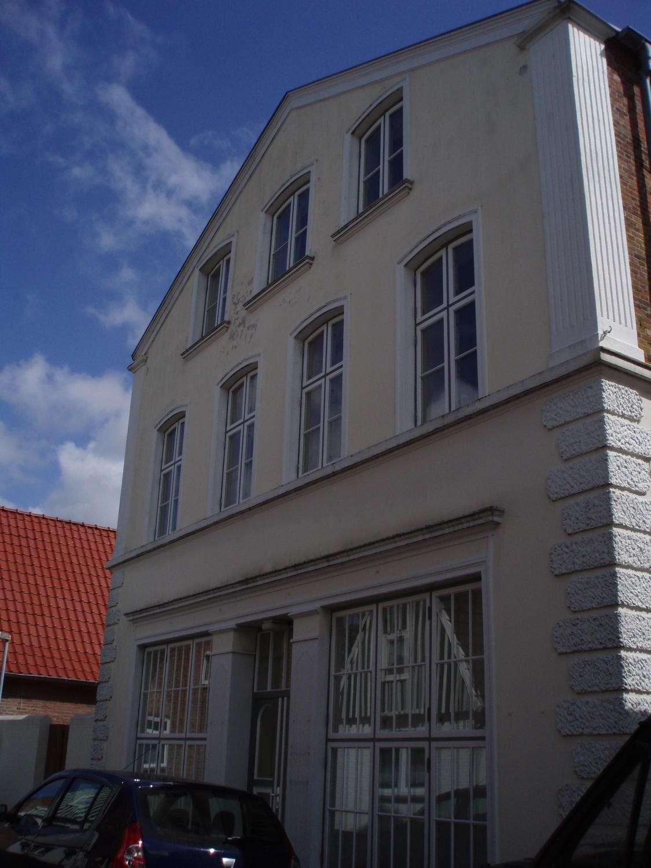 Schöne 3-Zimmerwohnung im Altbau mit Terrasse