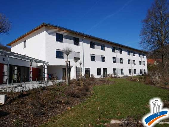 Zu vermieten: 1-Zimmer-Appartement im Seniorenzentrum Gößweinstein
