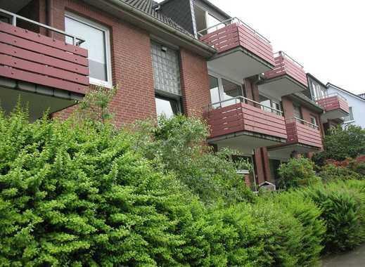 Wilhelmsburg, vollsanierte 2-Zimmer-Dachgeschoss-Wohnung, Vollbad, großer Balkon