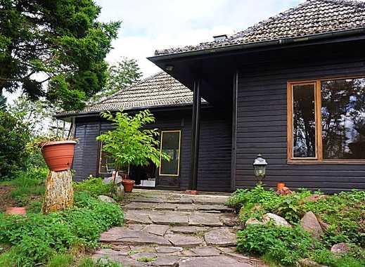 Husum-Schobüll: Hier haben Sie ihre Ruhe! Wochenendhaus auf einem ca. 11130m² großen Waldgrundstück