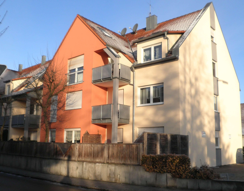 1-Zimmer-Wohnung in Freystadt