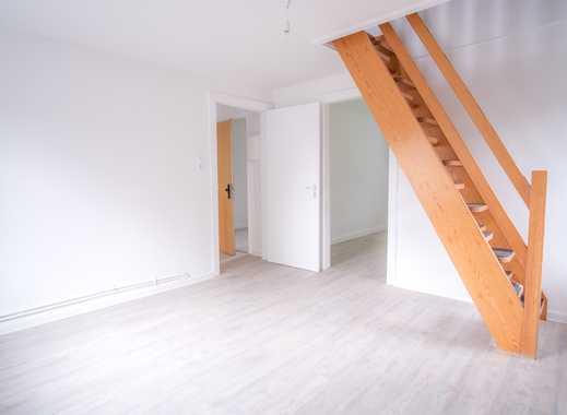 Alles neu macht der Mai - Große 4-Zimmer-Maisonette - frisch renoviert!