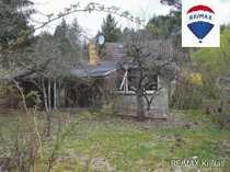 Baugrundstück in Zernsdorf mit Abrissimmobilie -