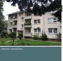 Smarter Wohnen! Helle 2-Zi-Whng weisses Wannenbad mit Balkon! Remscheid-Mixsiepen!