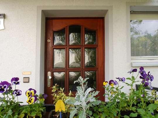 Gepflegte Doppelhaushälfte im Rudower Blumenviertel - Bild 3