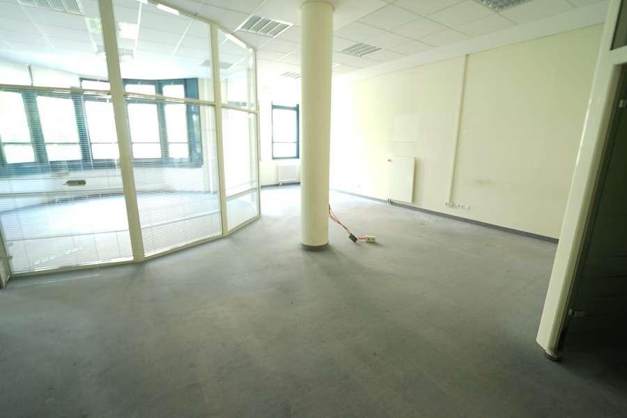 Beispiel abgeteilter Büroraum