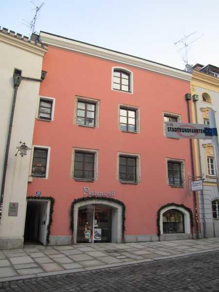 1-Zimmer-Wohnung für Studenten in Altstadt (Passau)