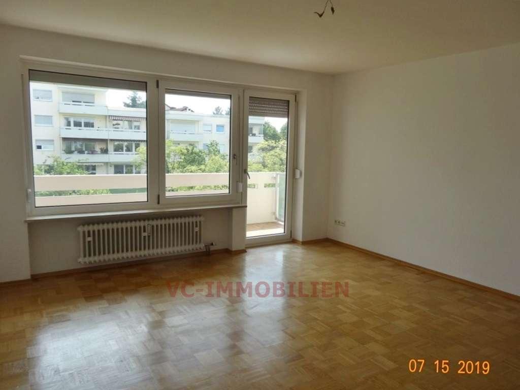 *Singleoase oder Pärchennest*, geräumige 2-Zi Wohnung ca. 64 m² in Unterföhring